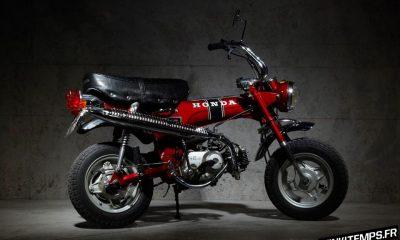 Le Honda Dax ST70 de Benoit - mini4temps.fr