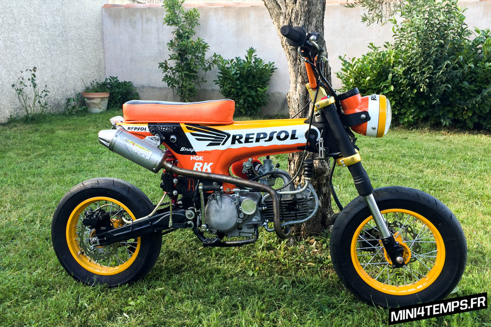 Repsol Dax - mini4temps.fr