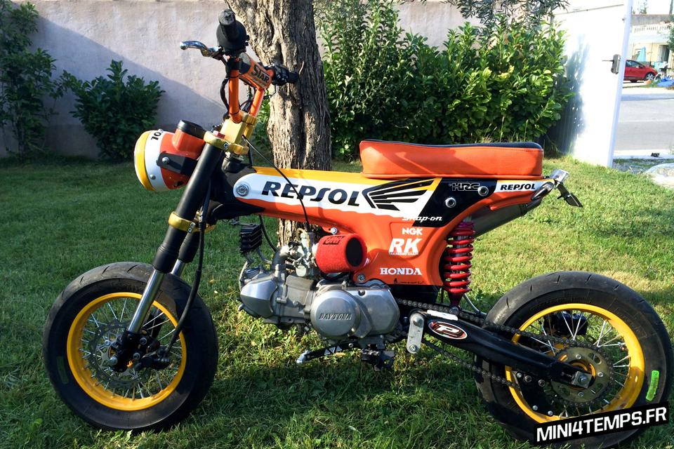 Repsol Dax  - mini4temps.fr