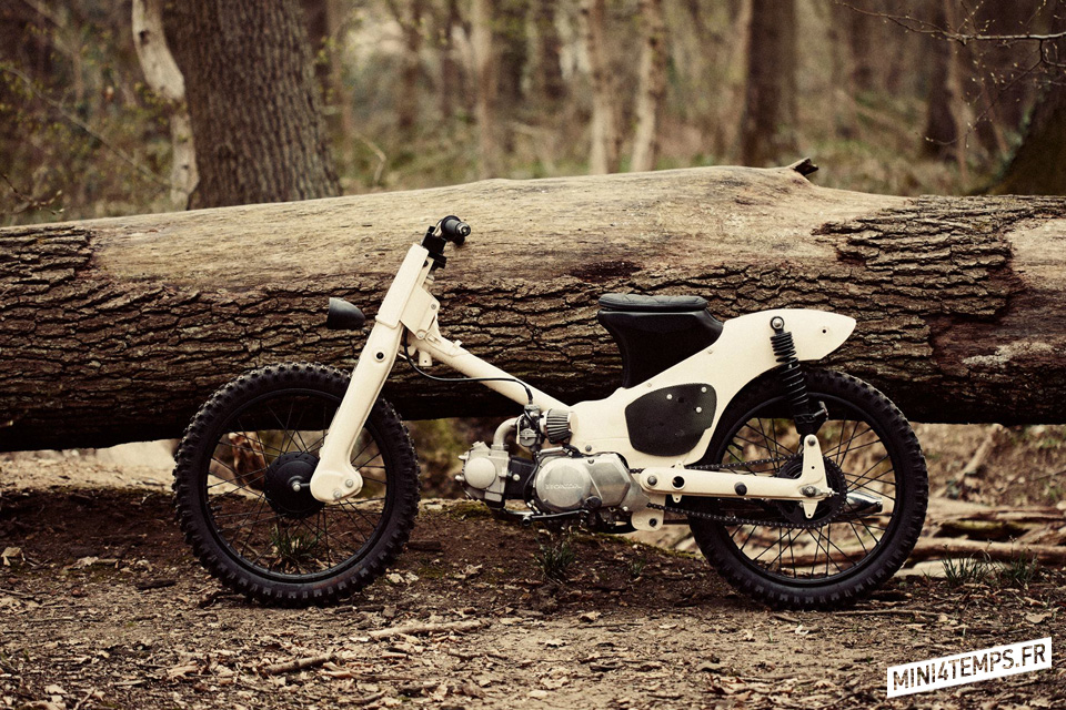 """Le Honda """"Dirt Cub"""" de 56 Motorcycles - mini4temps.fr"""