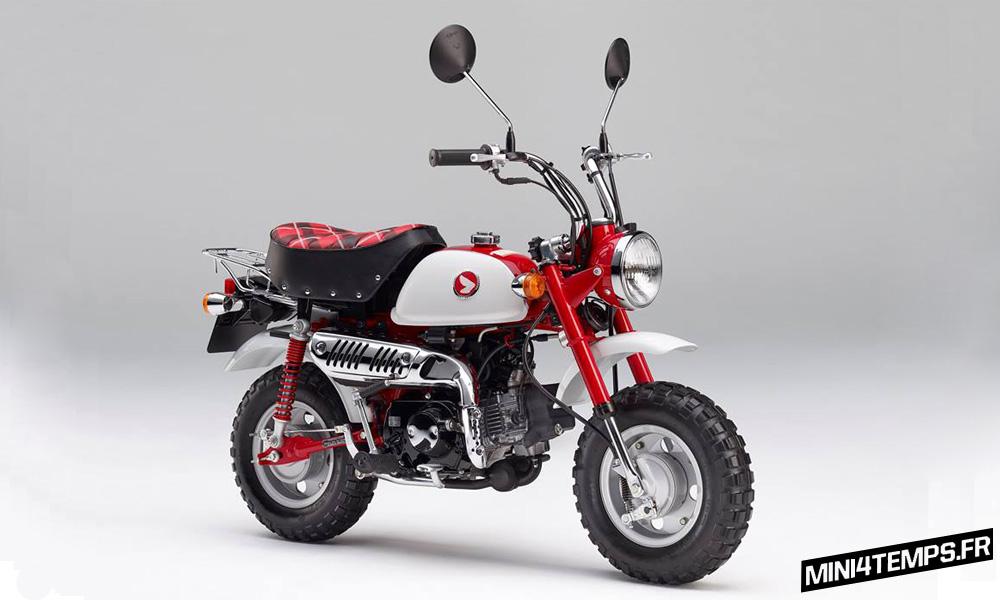 Honda Monkey 50th Anniversary 2017 - mini4temps.fr