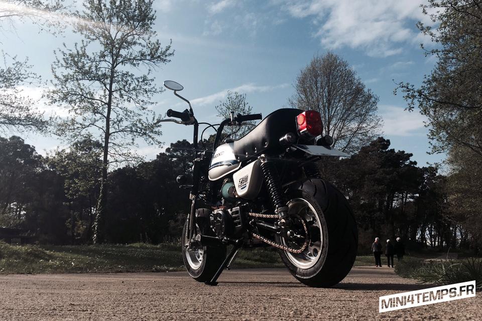 Honda Monkey Z50 J1 Special - mini4temps.fr