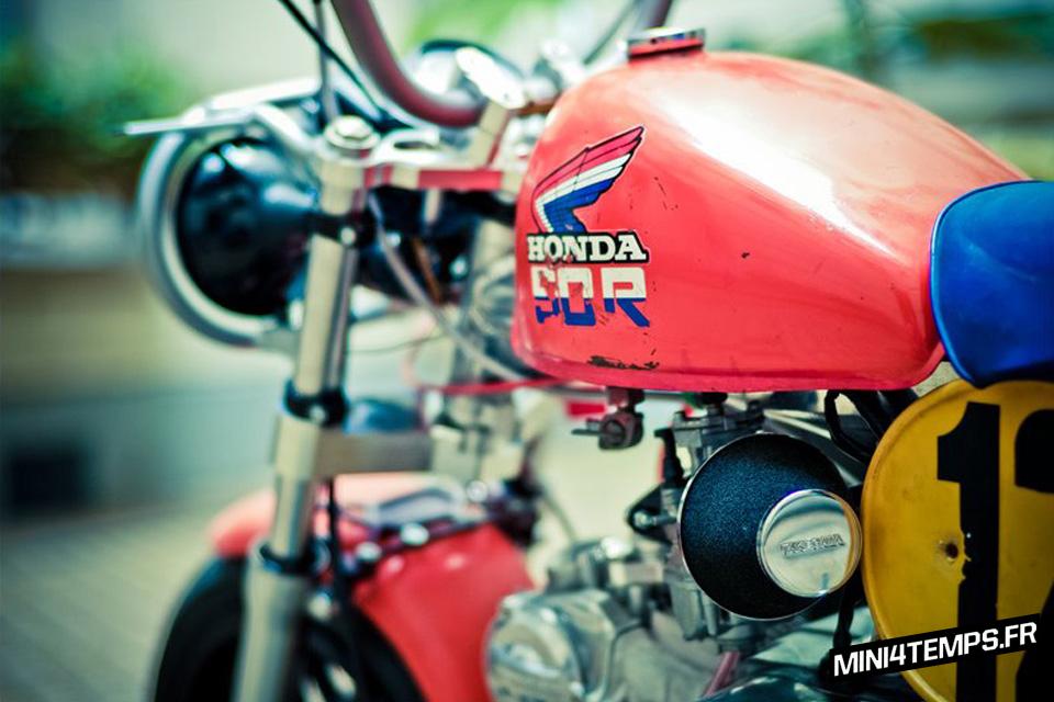 Honda Monkey Z50R Used - mini4temps.fr