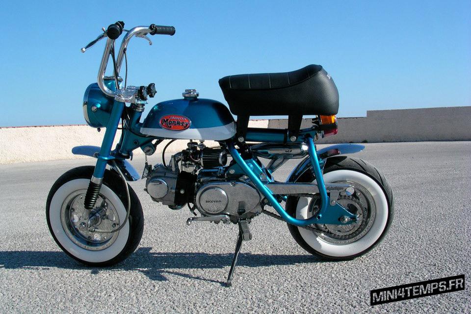 Honda Monkey Z50A - mini4temps.fr