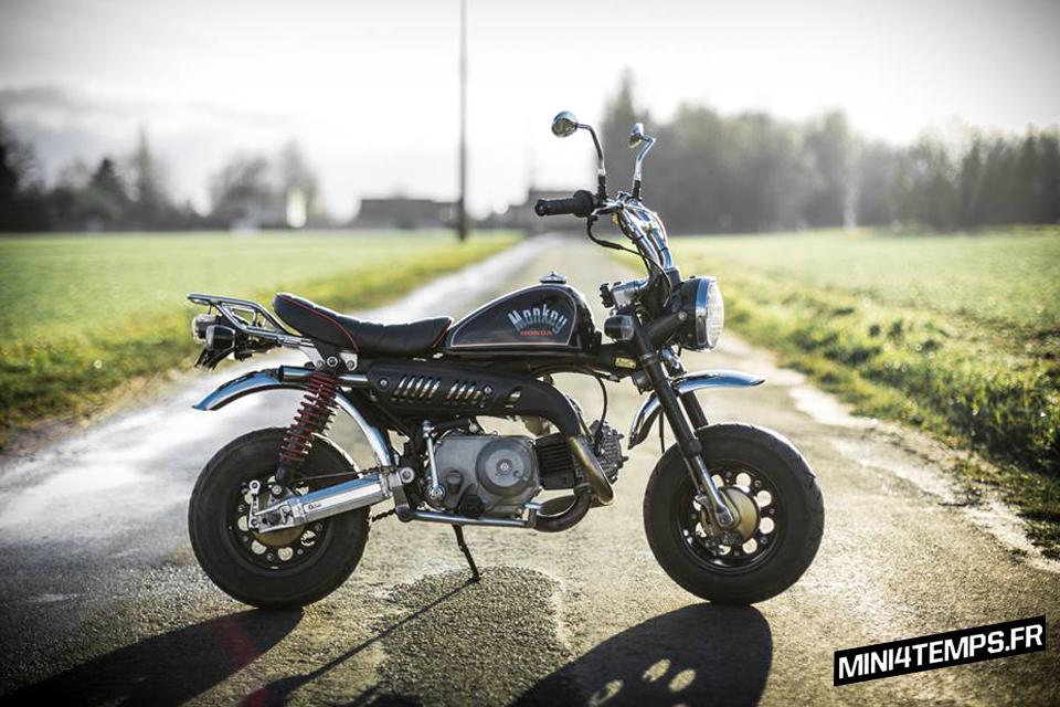 Honda Monkey J2 - mini4temps.fr