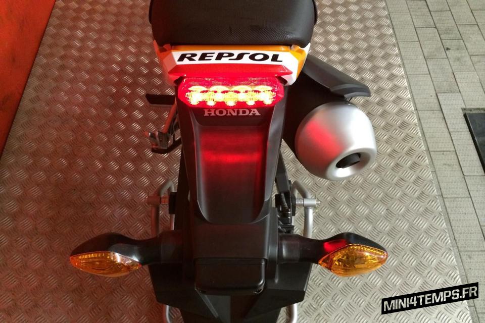 Honda MSX 125 Marc Marquez Replica - mini4temps.fr