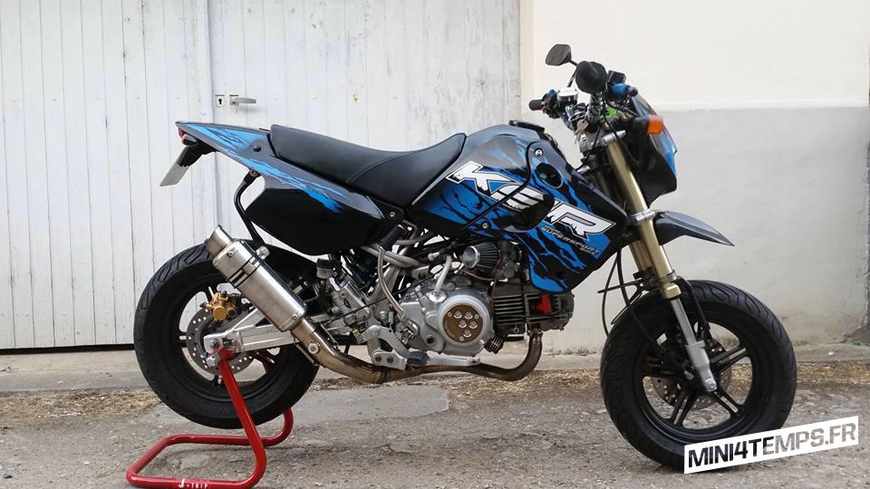 Kawasaki KSR 110cc - mini4temps.fr