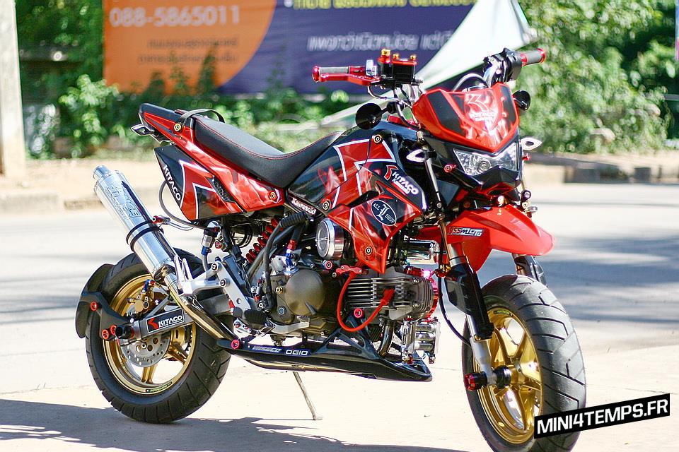 Kawasaki KSR by All L Shop - miini4temps.fr