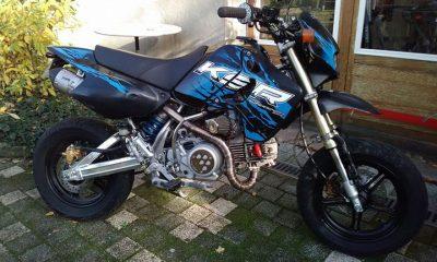 Kawasaki KSR à vendre - mini4temps.fr