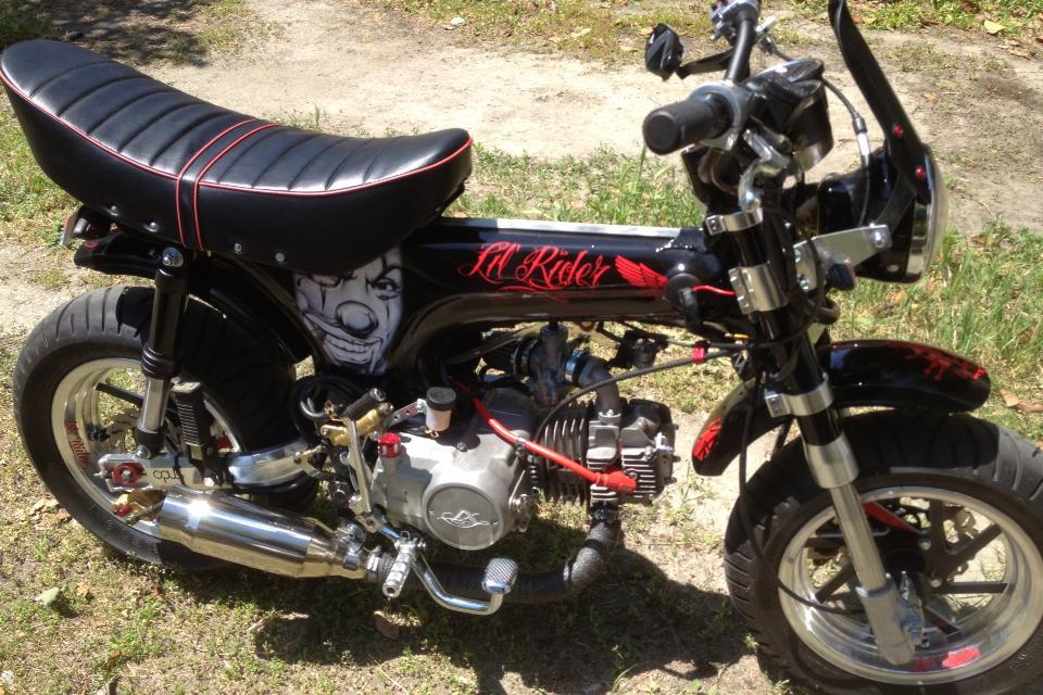 Le Dax de Lil'Rider - mini4temps.fr