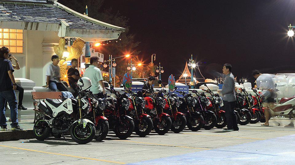 Bangsaen Honda MSX Meeting 2013 - mini4temps.fr