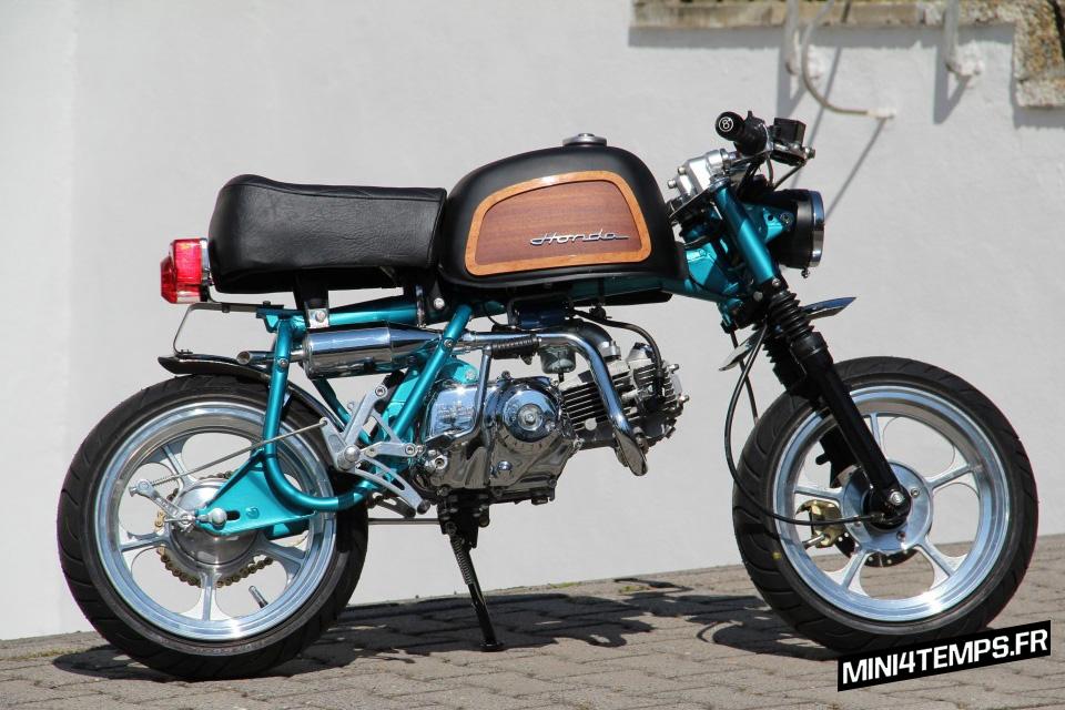 Honda Monkey A-Gorilla - mini4temps.fr