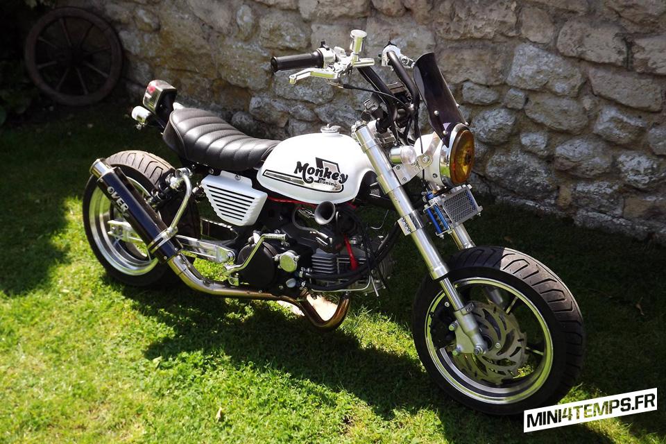 White Monkey J1 Lowrider - mini4temps.fr
