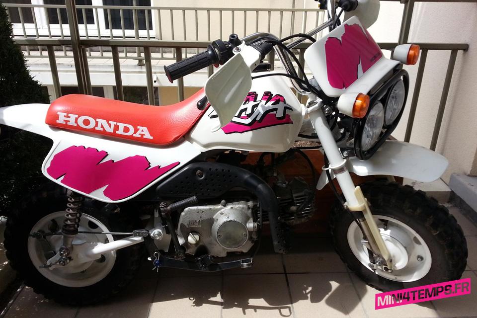 Honda Monkey Baja Full Stock - mini4temps.fr