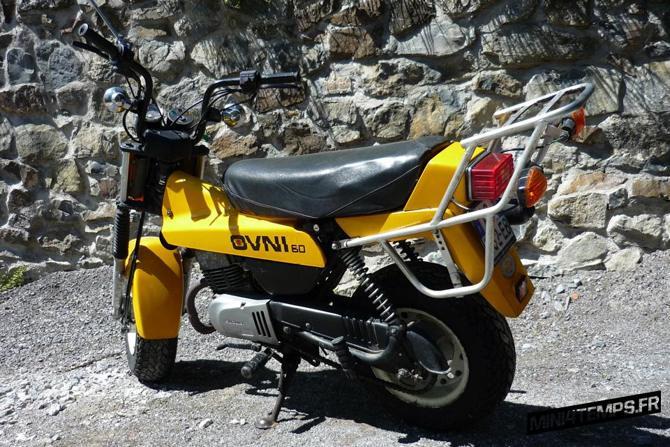Suzuki Ovni 80cc de 1985 - mini4temps.fr