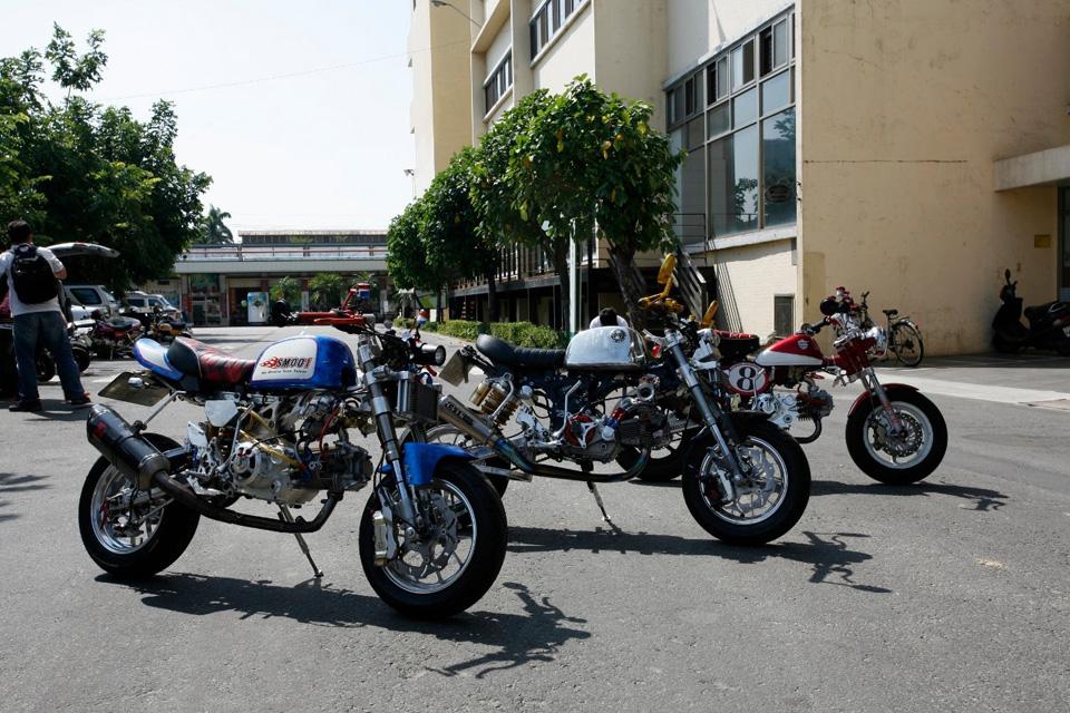 2014 Taiwan annual minibike meet - mini4temps.fr