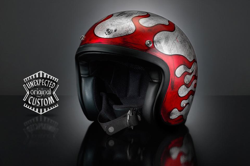 Unexpected Original Custom Helmets - mini4temps.fr