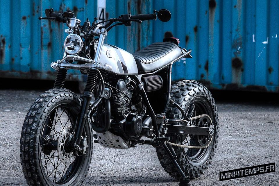 Yamaha TW by Dinamax - mini4temps.fr