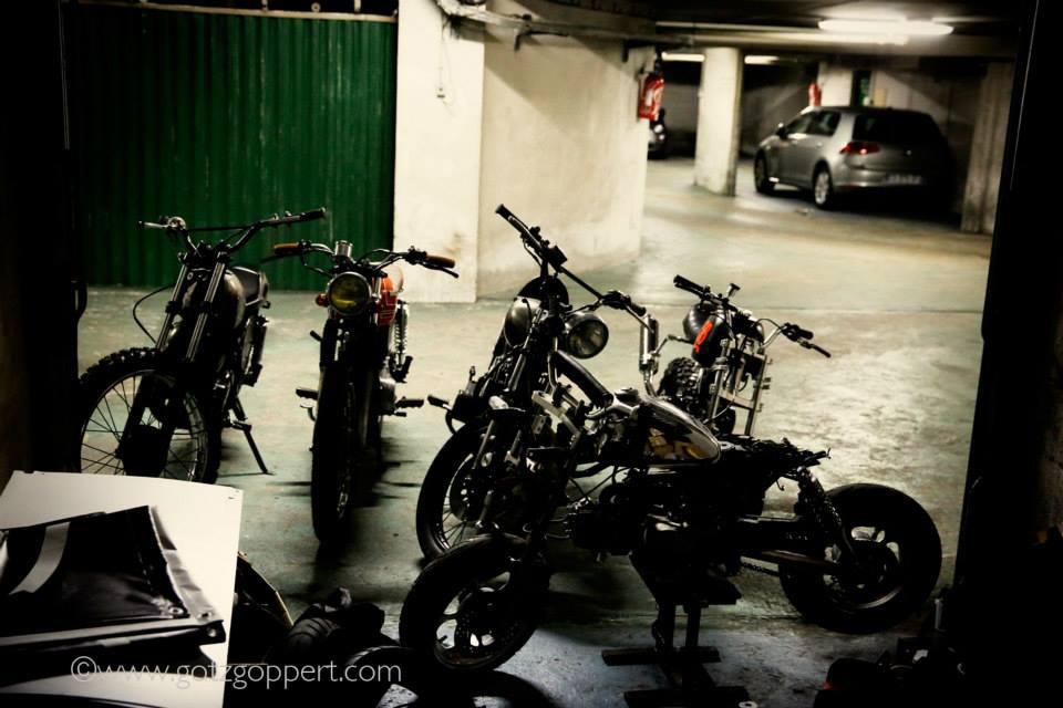 56 Motorcycles Custom Garage - mini4temps.fr