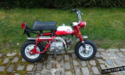 Honda Monkey Z50A K1 - mini4temps.fr