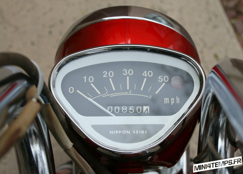Honda Dax CT70 K0 Trail70 - mini4temps.fr