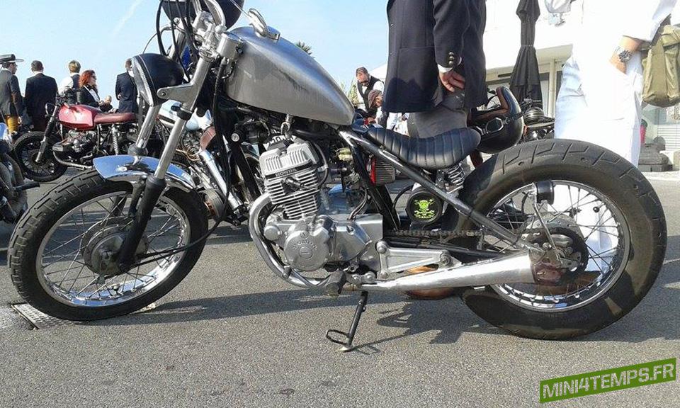 La Zombie Motor CM 001 de Temao - mini4temps.fr