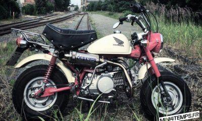 Honda Monkey Z50 J6 - mini4temps.fr