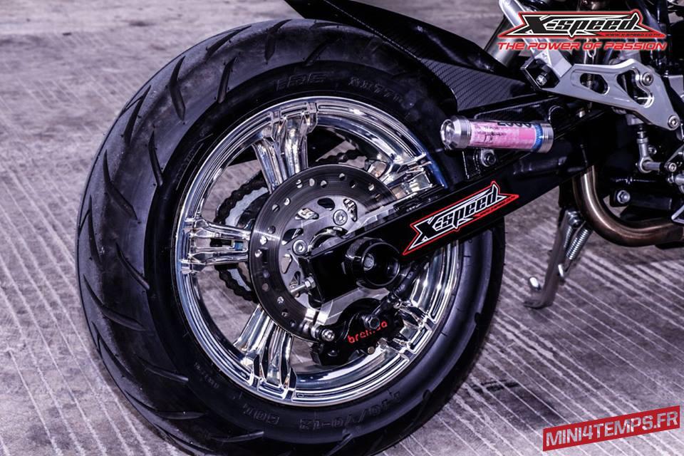 Honda MSX Chrome by X-Speed Land Thailand - mini4temps.fr