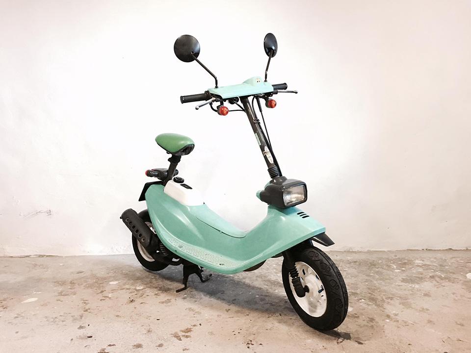 Honda Zook chez Dauphine-Lamarck - mini4temps.fr