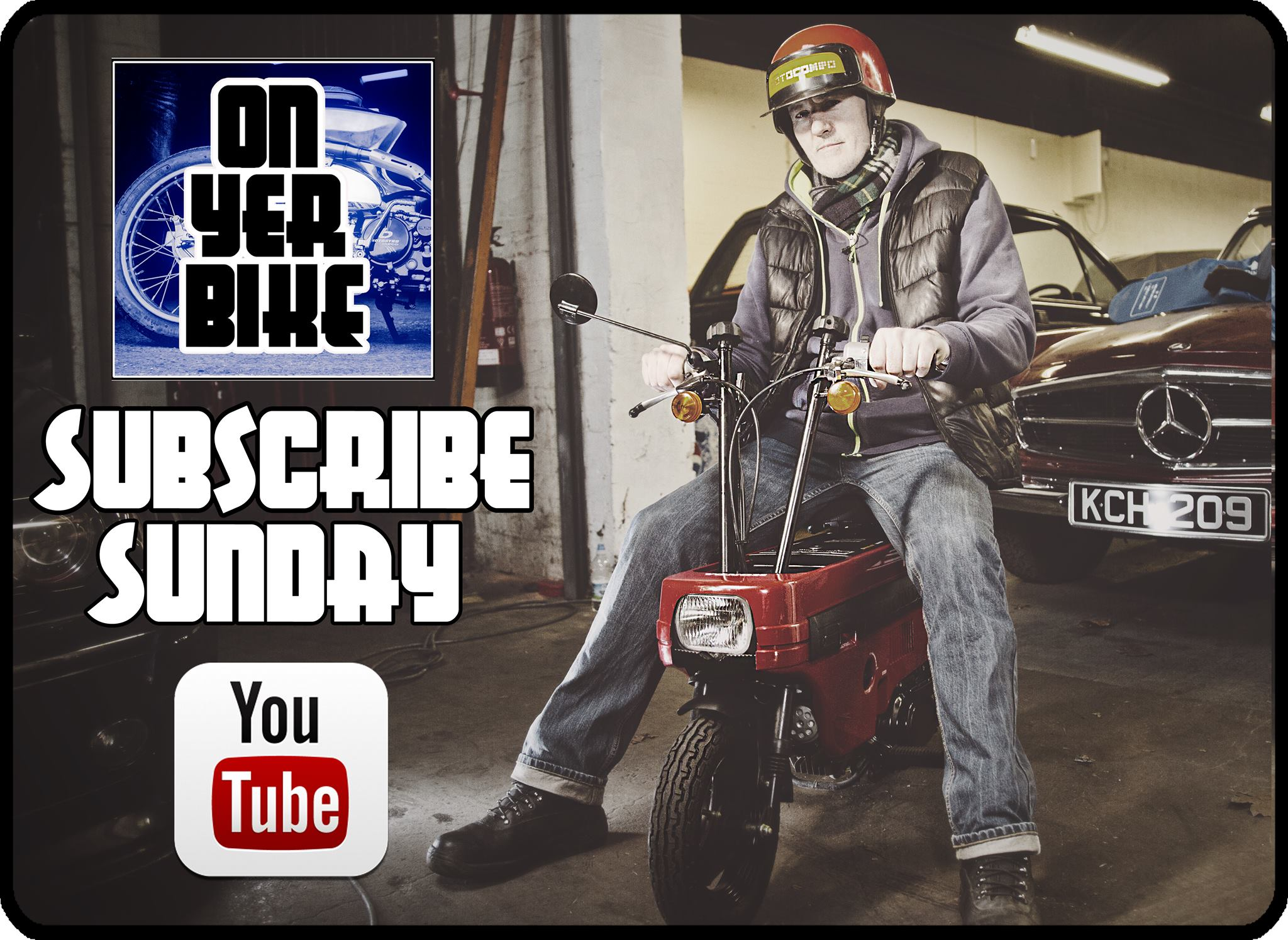 On Yer Bike Honda Minibikes Youtube Channel - mini4temps.fr
