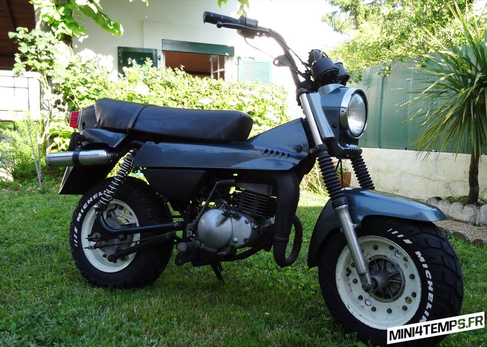 Le Suzuki OVNI RT80 de Nicolas - mini4temps.fr