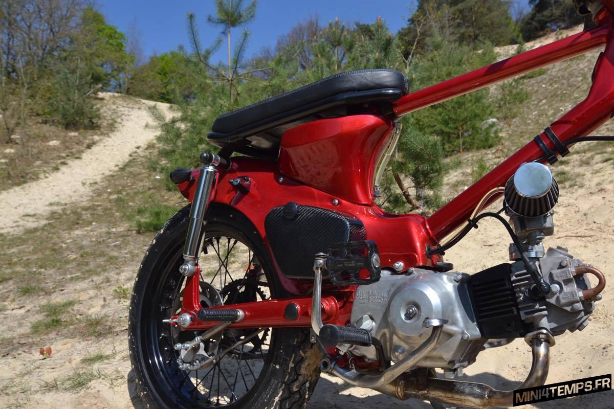 Honda C50 Cub Streetcub - Mini4temps.fr