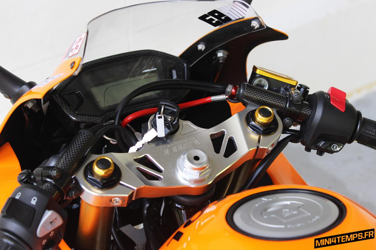 Un bodykit Repsol Marc Marquez pour votre MSX ! - mini4temps.fr