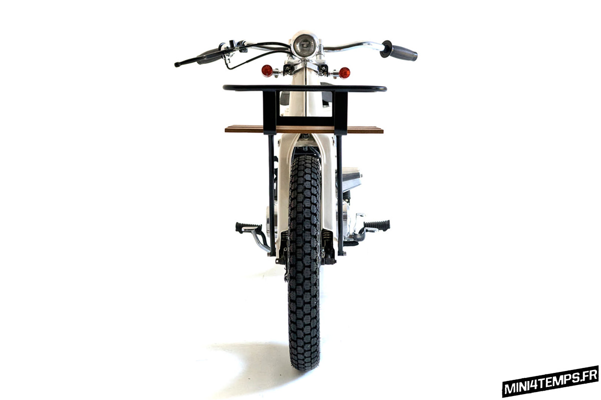 Honda Cub C70 Deus Sea Sider by Deus Motorcycles - mini4temps.fr