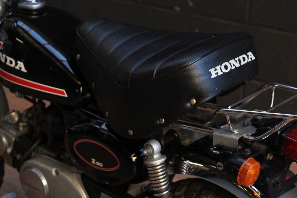 Honda Monkey Z50J by Galb Motorworks - mini4temps.fr