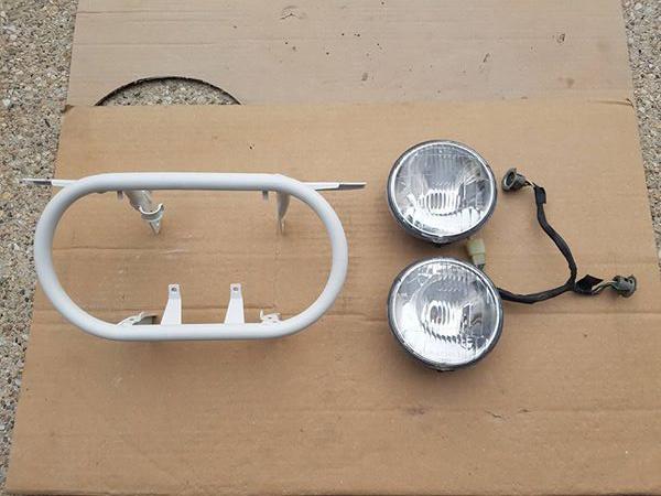 Double-phare de Honda Monkey Baja occasion - mini4temps Parts - mini4temps.fr