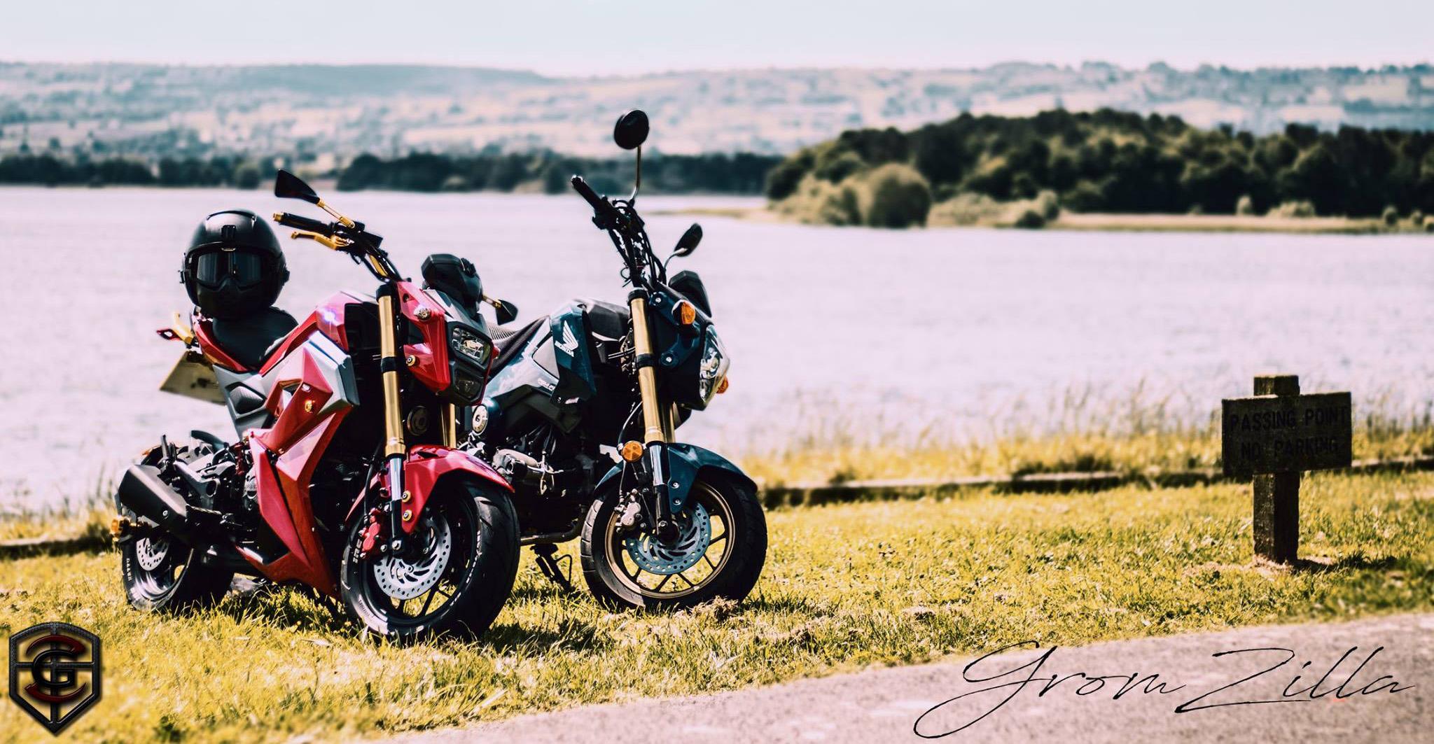 Des tutos customisation pour votre Honda MSX 125 SF ! - mini4temps.fr