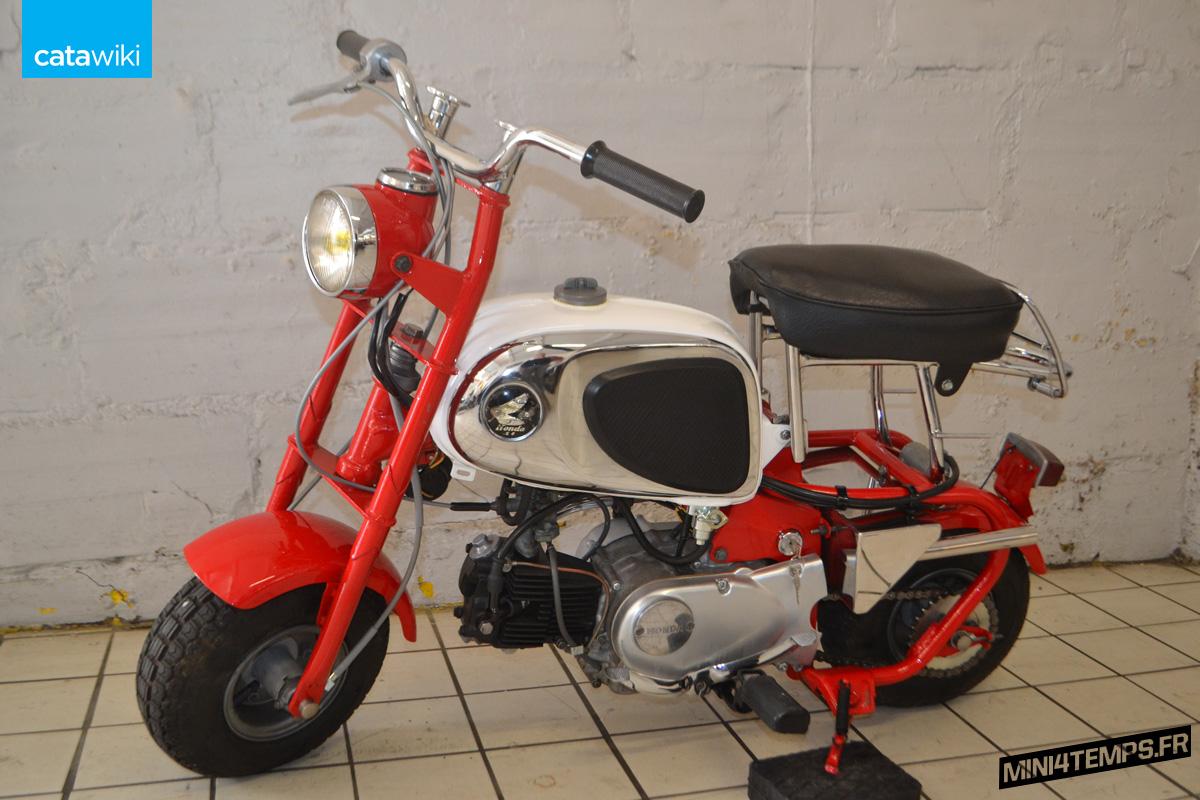 Catawiki propose une vente aux enchères mensuelle de minimotos ! - mini4temps.fr