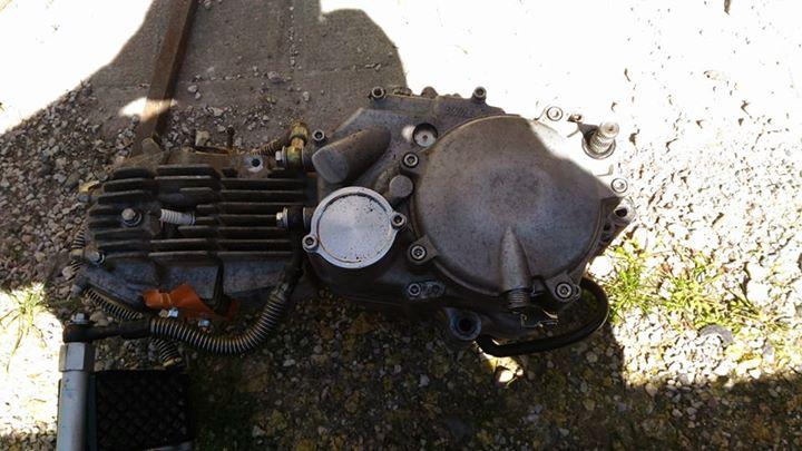 Moteur Daytona 150 2 s - mini4temps Parts - mini4temps.fr
