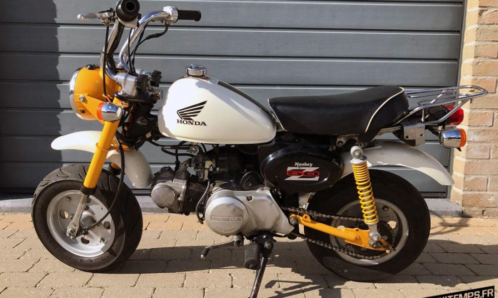 Honda Monkey à vendre dans Mini4Temps Parts - mini4temps.fr