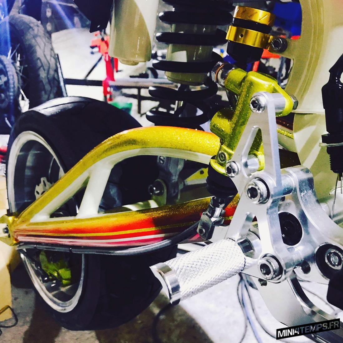 Le Dax 190cc de Duke Motorcycles - mini4temps.fr