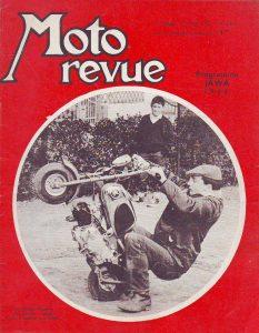 Moto Revue n°1643 - Honda Monkey CZ100
