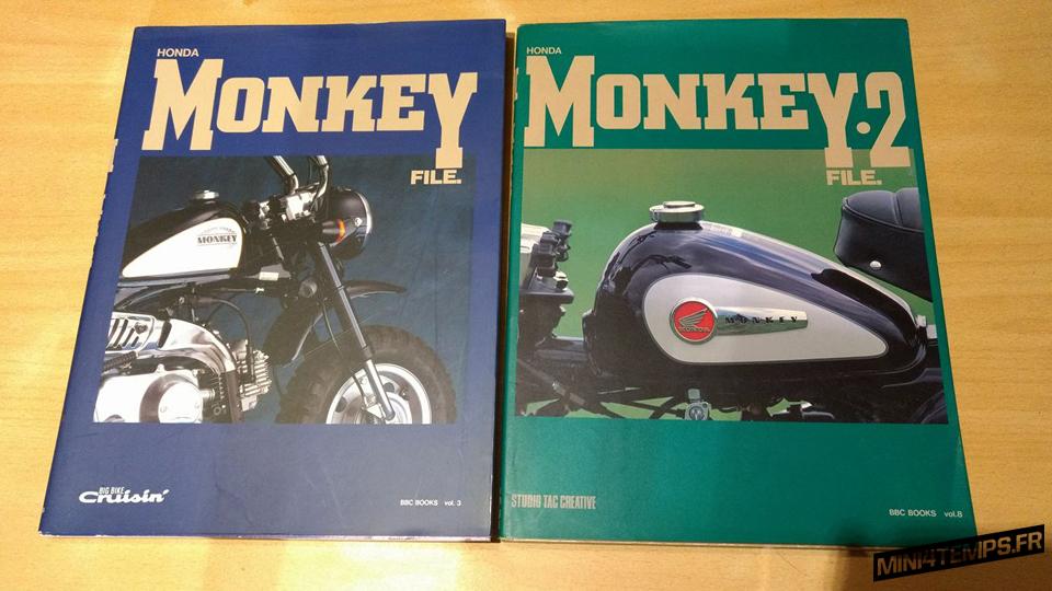 Livres Monkey File 1 & 2à 65 € - mini4temps.fr