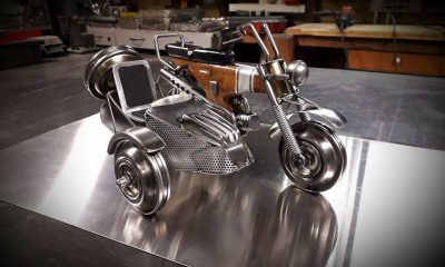L'Atelier du Petit Buisson, miniatures motos - mini4temps.fr