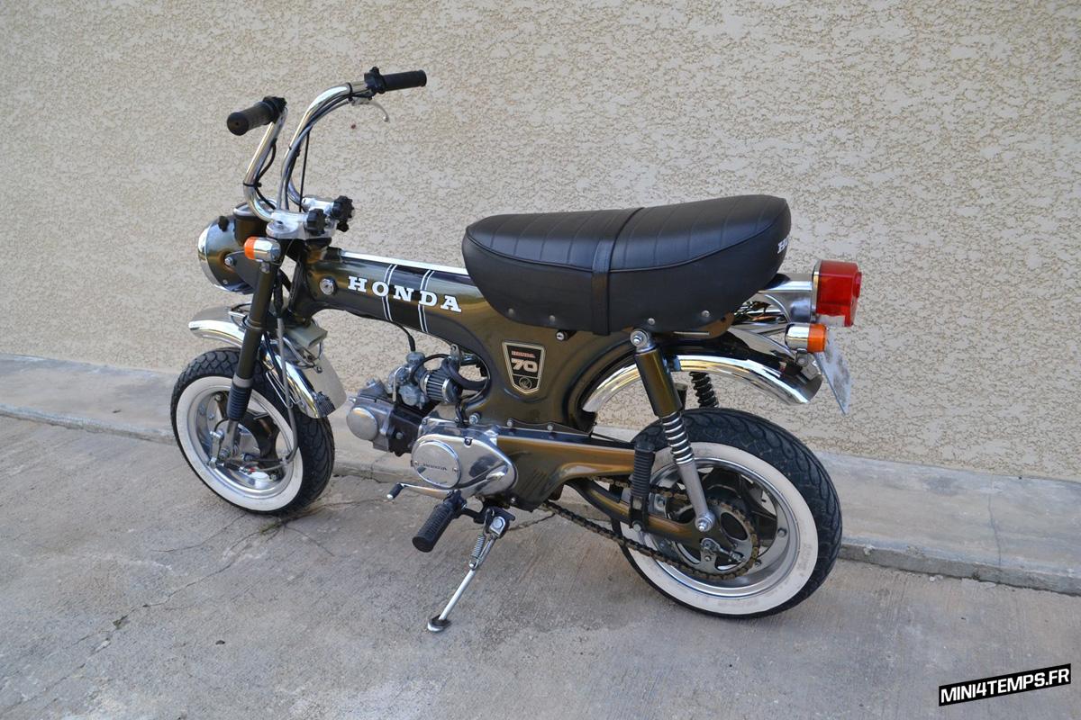 Honda Dax ST 70 de 1982 - mini4temps.fr