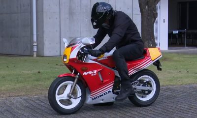 30 ans pour la Honda NSR 50 née en 1987 ! - mini4temps.fr