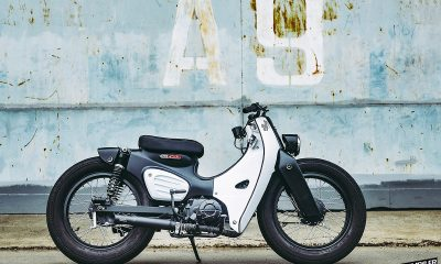 Honda Super Cub 2018 Diablo by K-Speed - mini4temps.fr