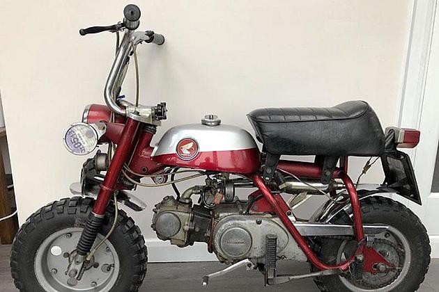 Le Honda Monkey Z50A de John Lennon est à vendre ! - mini4temps.fr