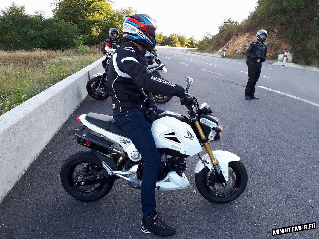 A VENDRE : Honda MSX 125 de 2014 - mini4temps.fr
