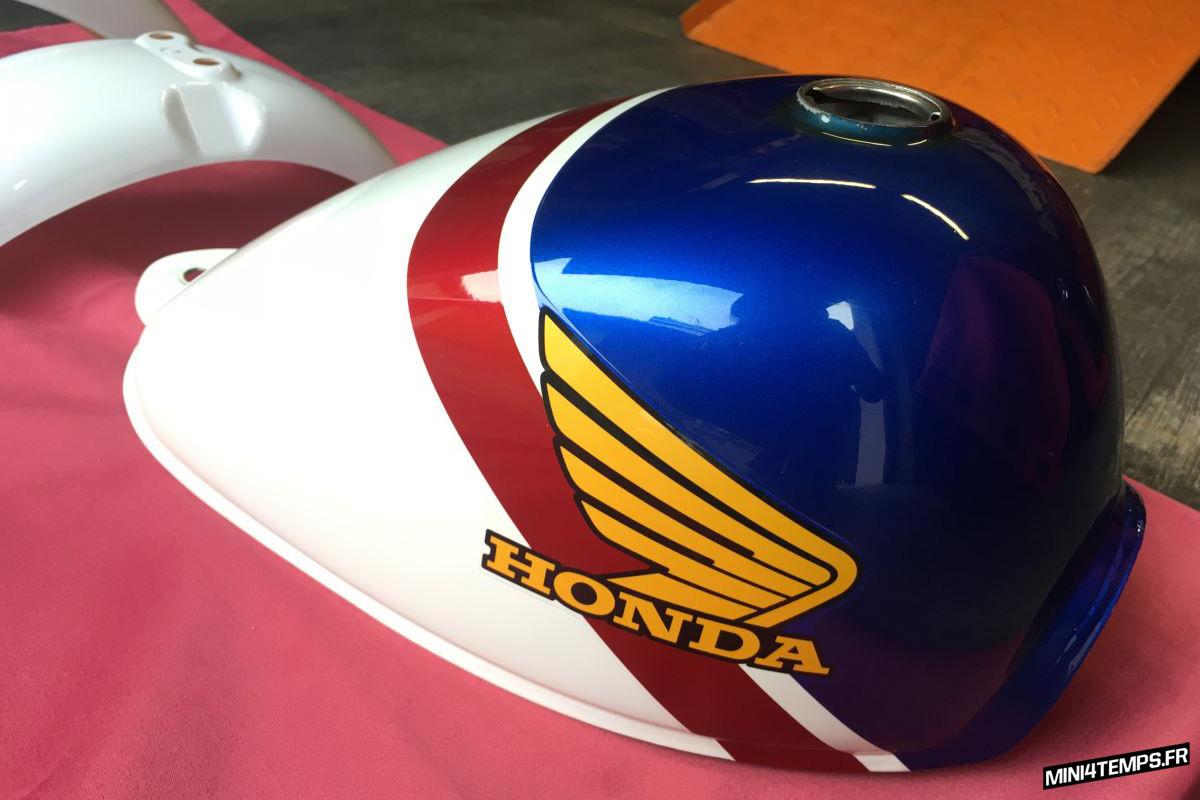 A VENDRE : Honda Monkey Babytracker Body kit - mini4temps Parts